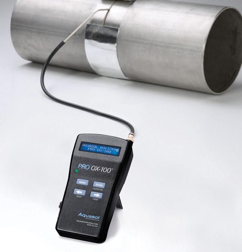 Utilização do monitor de oxigénio PRO-OX